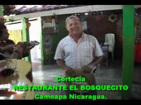 Nuevo CARNIC, (Payo Lumbí) Restaurante el Bosquecito.Camoapa Nicaragua.