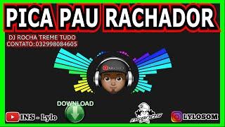 Musica de gravão para falante 15 18 21 pol pica pau rachadores EQ INSANOS + DJ ROCHA PESADO
