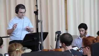 Memoria de la lluvia - Making Of The Music by E. Bayoán
