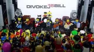 Divokej Bill-Dolsin (Lego videoklip)
