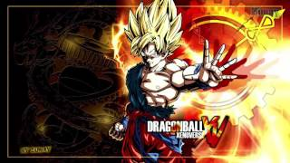 Dragon Ball Xenoverse Title Theme