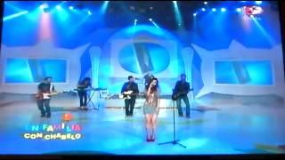 Paty Cantu -Corazon Bipolar En Familia Con Chabelo