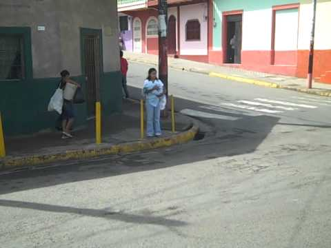 TravelWitSpells Estelli Nicaragua Bus Ride To Matagalpa