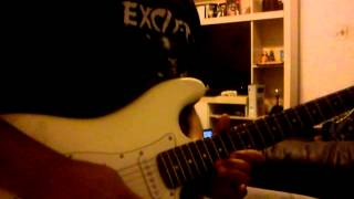 Exciter - Live Fast Die Young (Denys Cover)