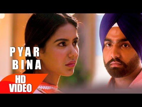 Pyar Bina (Bach Nayion Sakda) Lyrics – Nikka Zaildar