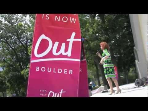 Out Boulder  Pride Festival