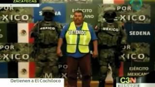 Capturan a 'El Cochiloco', jefe de 'Los Zetas' en La Comarca