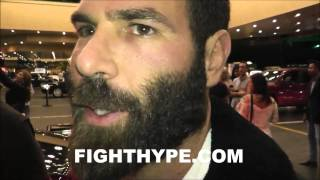 """DAN BILZERIAN SAYS FLOYD MAYWEATHER IS A SAFE BET FOR MAY 2: """"HE'S A F**KING ANIMAL"""""""