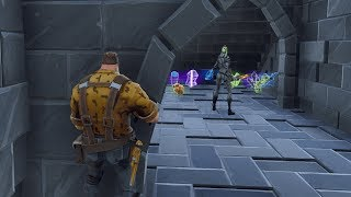 Going undercover as a SCAMMER! (Scammer Gets Scammed) -  Fortnite Save The World