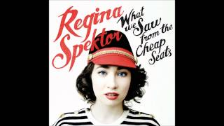 Regina Spektor - Call Them Brothers - What We Saw from the Cheap Seats [HD]
