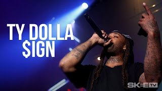 "Ty Dolla $ign ""Blasé"" LIVE on SKEE TV"