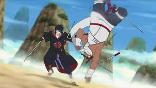 Sasuke vs. Killer Bee {AMV} || Elijah Who - Skateboard P
