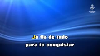 ♫ Karaoke PORQUE TE AMO - Tó Semedo ft. Boss Ac