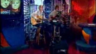 "Nelson Brothers sing ""After the Rain"" on ""The Daily Buzz"""