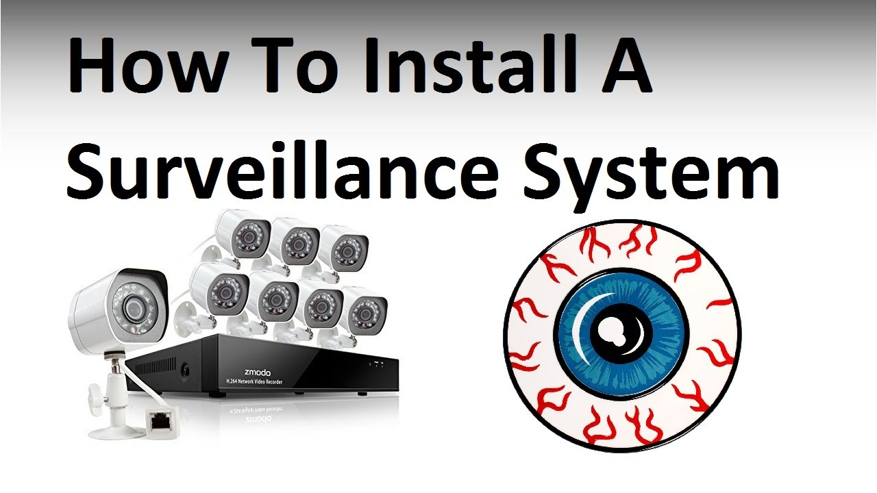 Cctv Security Camera System Installation Warsaw NY