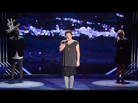 Robert Botezan - With or without you | Vocea Romaniei
