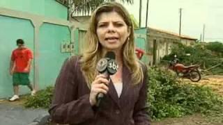 Chuvas e ventanias causam mortes em Uberlândia