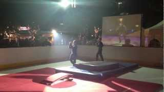 "Christos Lympanovnos & Eleftherios Petrounias ""Xmas Show on Ice"" 2012"