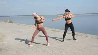Gyptian - wine slow!! choreography Arisha Var. dancers Arisha and  Katya
