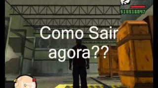 Como entra na Area 69 do GTA SA !!