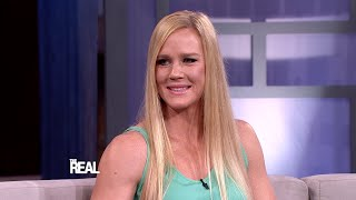 Holly Holm Responds to Ronda Rousey's Suicidal Thoughts