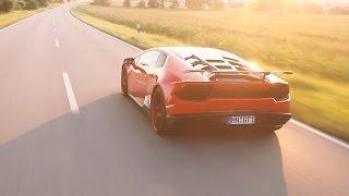 Novitec Torado Lamborghini Huracan Exhaust-System