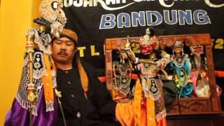 Pementasan Wayang Golek Oleh Dalang Ateng Kosasih Sunarya