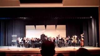 RHS Wind Ensemble- The Earle of Oxford Marche