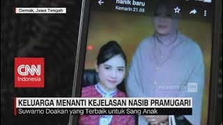 Kisah Pramugari Magang Lion Air yang Menjadi Korban Jatuhnya Lion Air JT-610