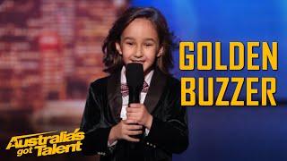 JJ's HILARIOUS Golden Buzzer Moment   Auditions   Australia's Got Talent 2019