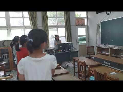 灣潭國小高年級本土語唱跳 阿伯去麥餅 - YouTube