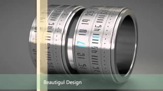 Smart Ring Clock Watch - Digital Finger Watch Design 2015