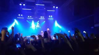 MadMan - Bolla Papale Freestyle - Live @ Magazzini Generali 17/02