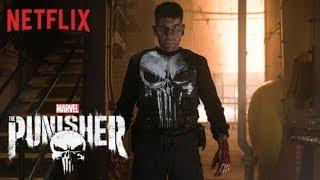 Marvel's The Punisher – magyar feliratos előzetes #1 [HD]