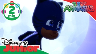 PJ Masks | The Bravest Cat | Disney Junior UK