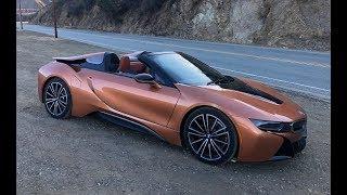 2020 BMW i8 Roadster - One Take