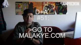 GO TO MALAKYE.COM [D+A #50]