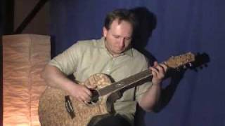 Country-Blues on Western Guitar