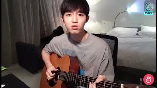 [Wanna One - Energetic] Kim Jaehwan guitar version