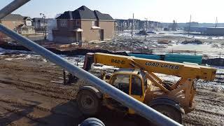 Domigao na construção civil no canada!!
