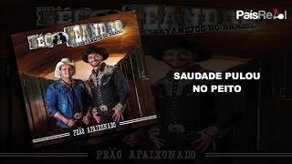 LÉO&LEANDRO - SAUDADE PULOU NO PEITO