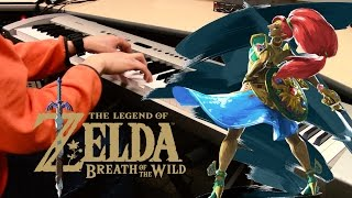 "Legend of Zelda: Breath of the Wild - ""Urbosa's Theme"" [Piano Cover] 