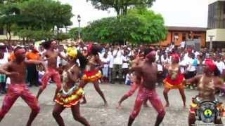 BALLET DE PASTRO (El Mapale) en Quibdó -Chocó  www.TalentoChocoano.com