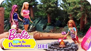 Acampando 2 | Serie | Barbie™ LIVE! in the Dreamhouse