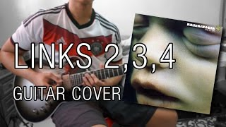 Rammstein - Links 2-3-4 (Guitar Cover)