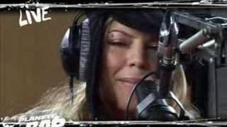 Fergie - Clumsy Live