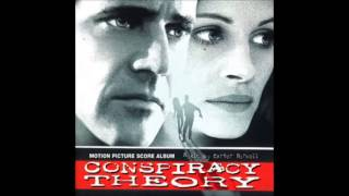 Conspiracy Theory Soundtrack - Frankie Valli & the 4 Seasons - Can't Take my Eyes off You