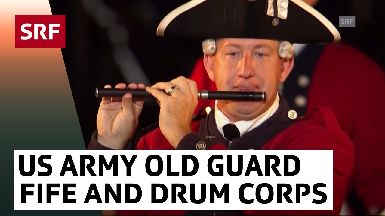 United States Army Old Guard Fife & Drum Corps
