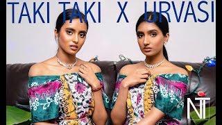 Taki Taki X Urvasi Mashup Cover | Nish X Tash