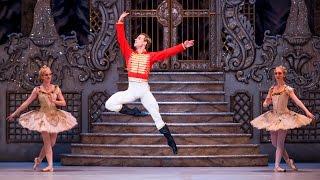 The Nutcracker – Hans-Peter's mime (Alexander Campbell, The Royal Ballet)